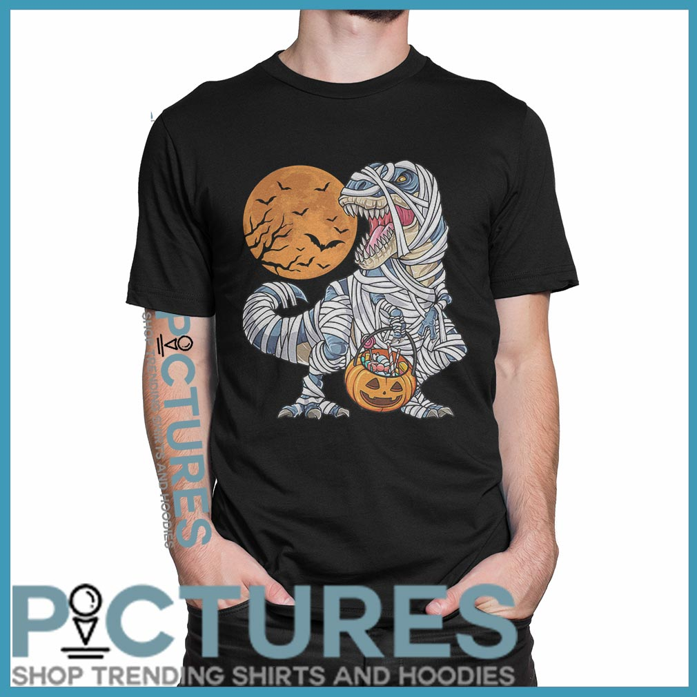 Halloween Dinosaur Mummies shirt