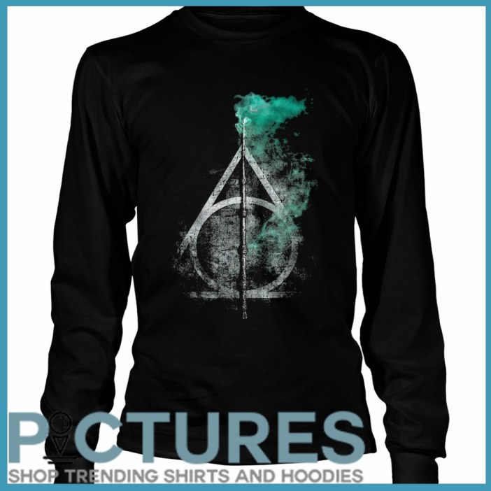 Harry Potter and the Deathly Hallows Long sleeve