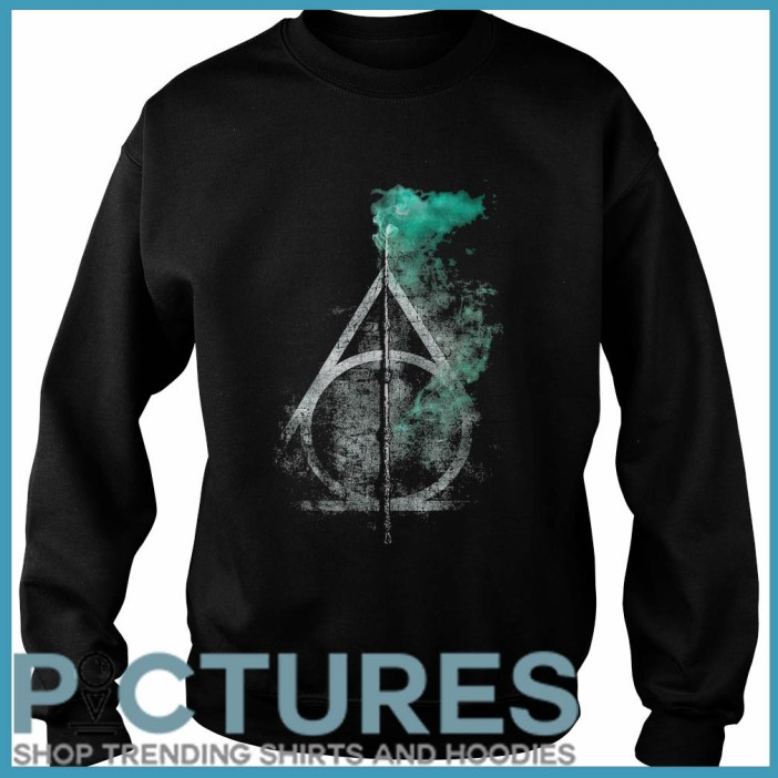 Harry Potter and the Deathly Hallows Sweater