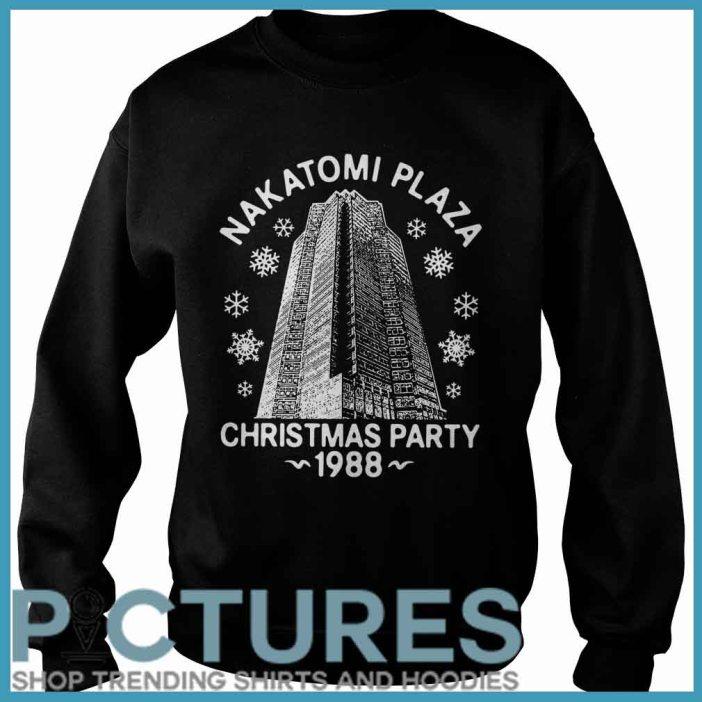 Nakatomi plaza Christmas party 1988 Sweater