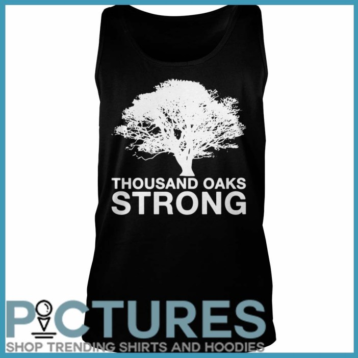 Thousand Oaks Strong Tank top