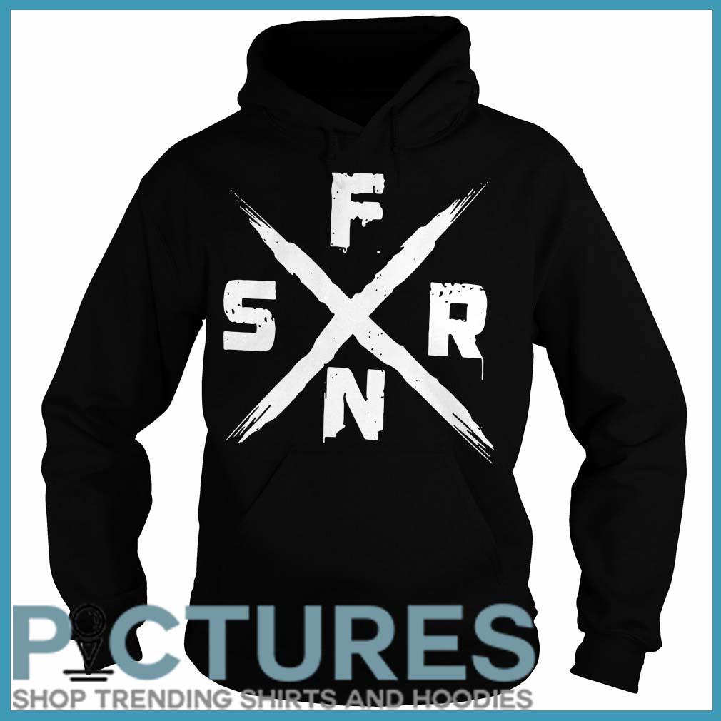 "Seth Rollins ""SFNR""hoodie"