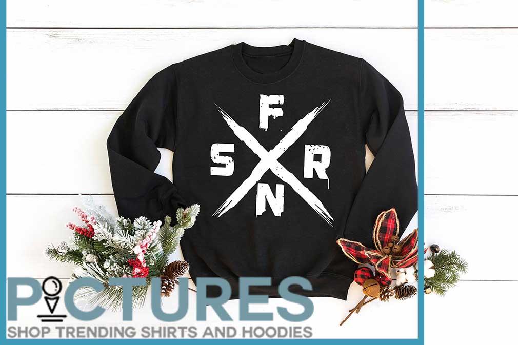 "Seth Rollins ""SFNR"" shirt"
