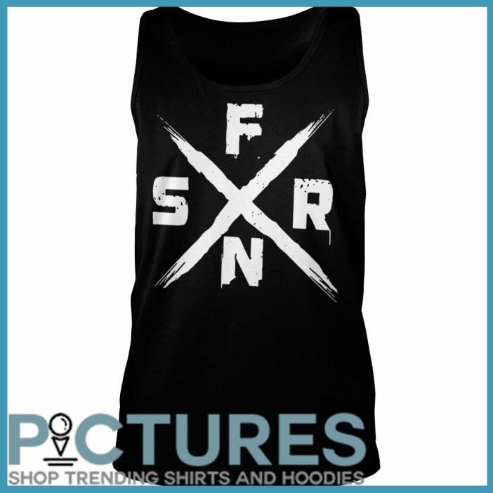 "Seth Rollins ""SFNR"" tank top"