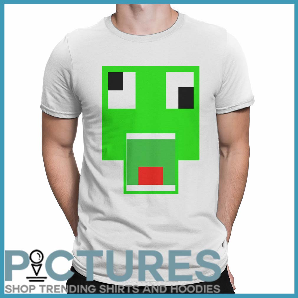 Unspeakable Gaming Minecraft Shirt Hoodie Sweater V Neck
