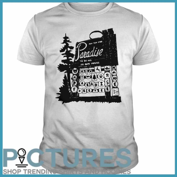 Walston Family Relief Picture of From the Ashes unisex tee
