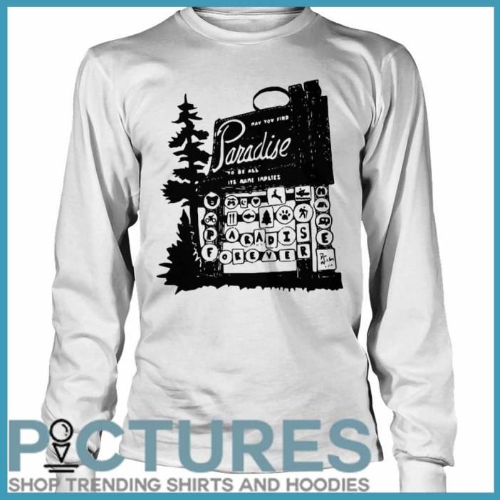 Walston Family Relief Picture of From the Ashes long sleeve