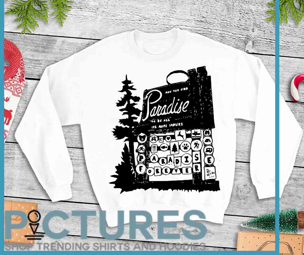 Walston Family Relief Picture of From the Ashes Shirt
