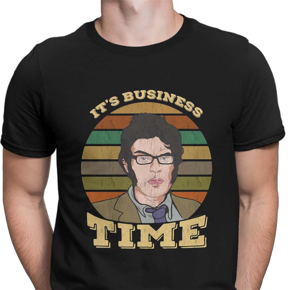 Flight Of The Conchords Its Business Time Shirt Hoodie