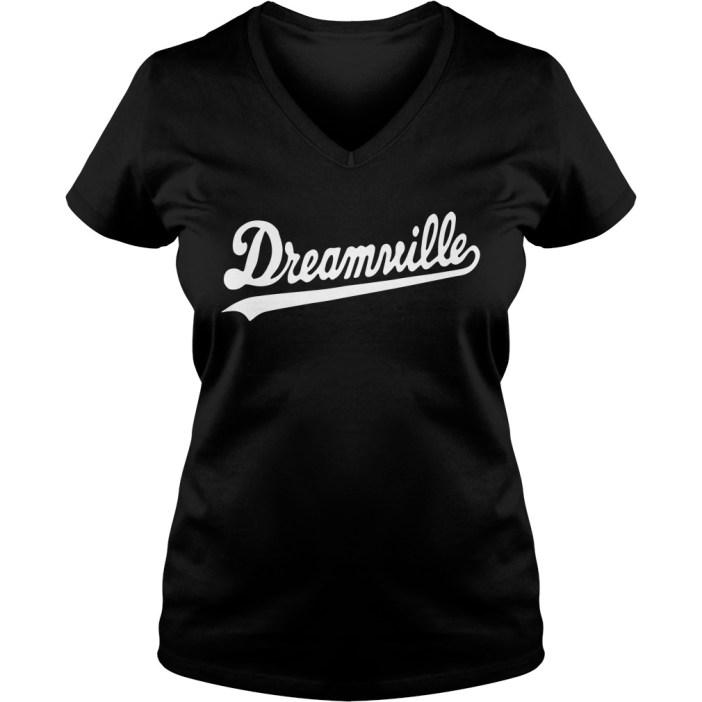 J. Cole Dreamville v-neck