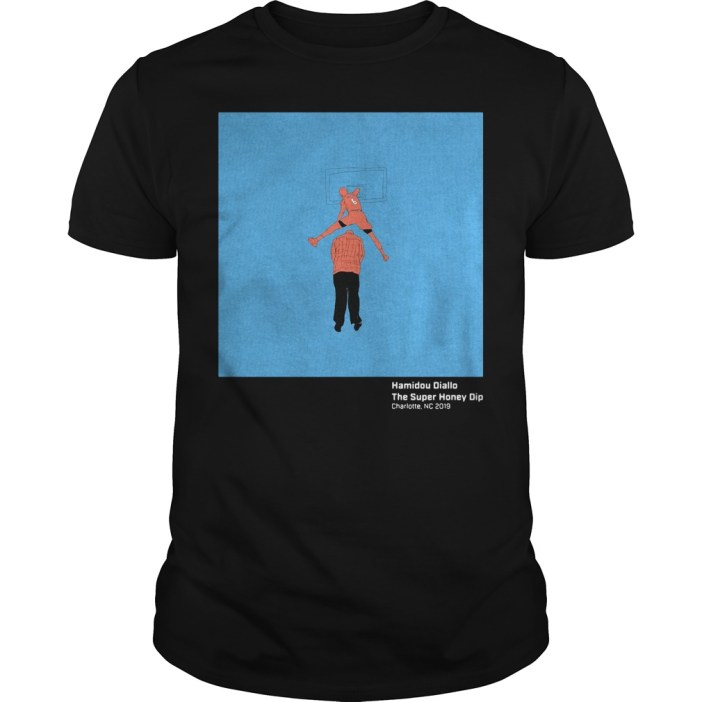 Hamidou Diallo The super honey dip guys tee