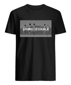Why Don't We UNBELIEVABLE shirt
