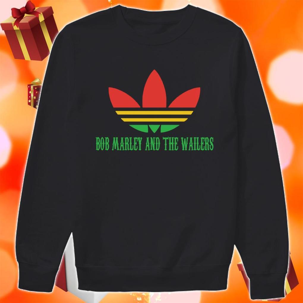 Adidas Rasta Bob Marley and the Wailers sweater