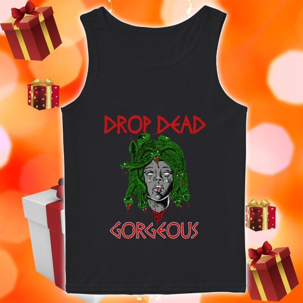 Drop Dead Gorgeous Medusa tank top