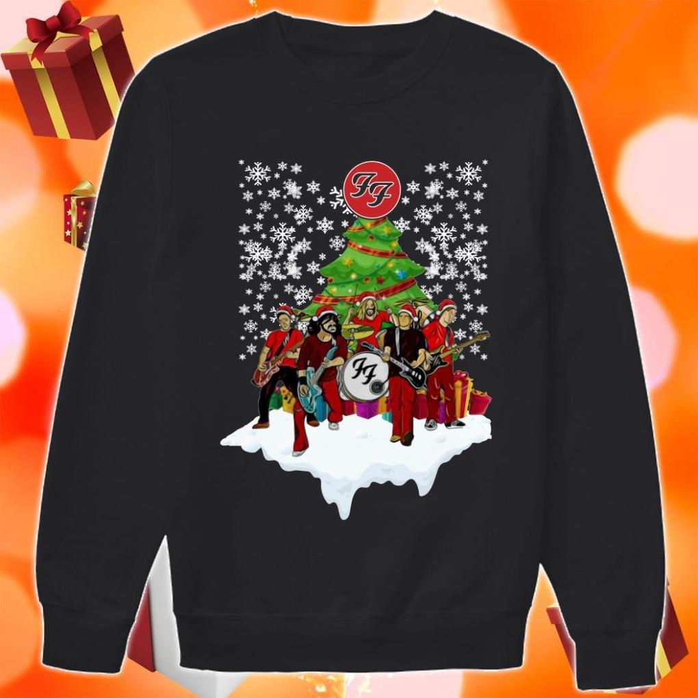 F.F. Band Funny Christmas Sweater