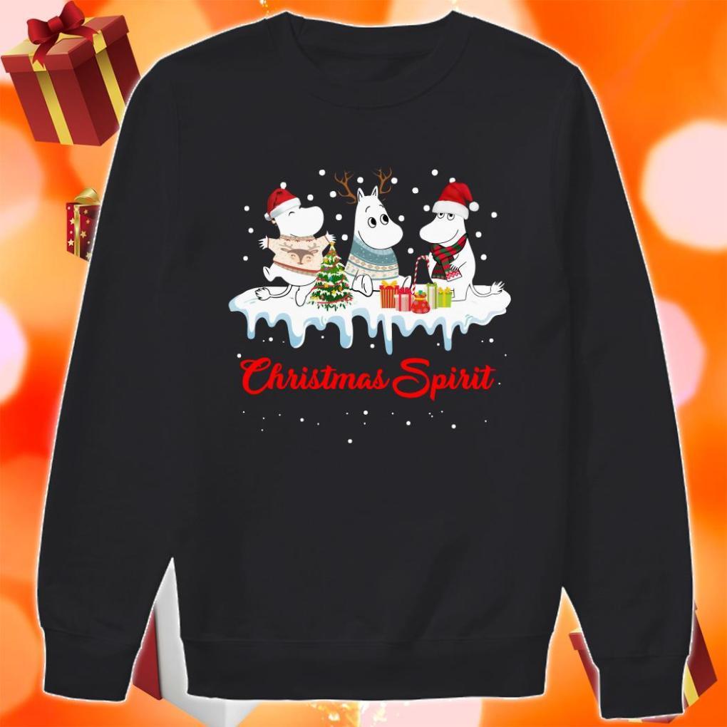 Unicorn Christmas Spirit sweater