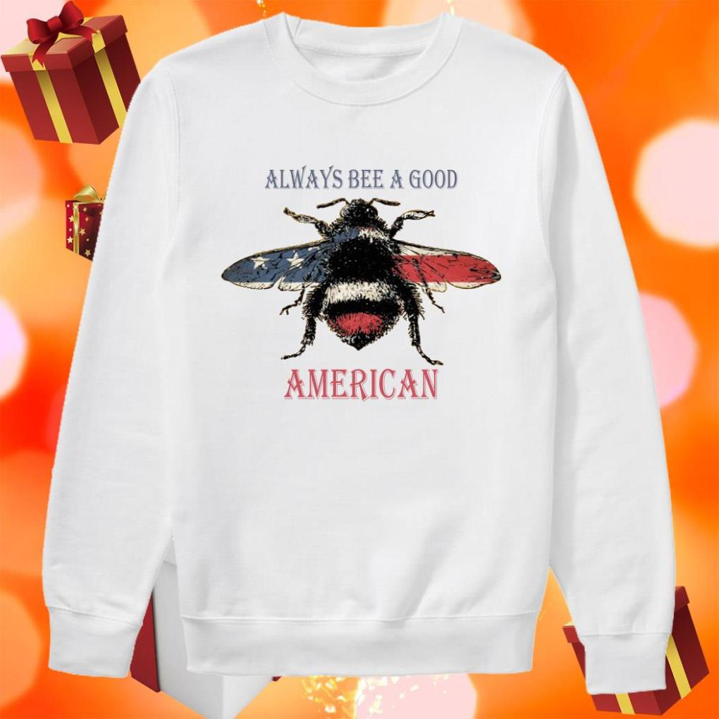 Always bee a good American sweater
