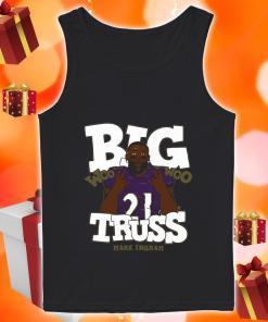 Big Truss Woo Woo Shirt Mark Ingram tank top