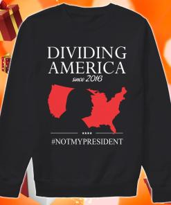 Donald Trump Driving America since 2019 not my president sweater