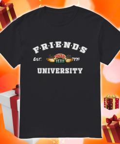 Friends Central Perk University shirt