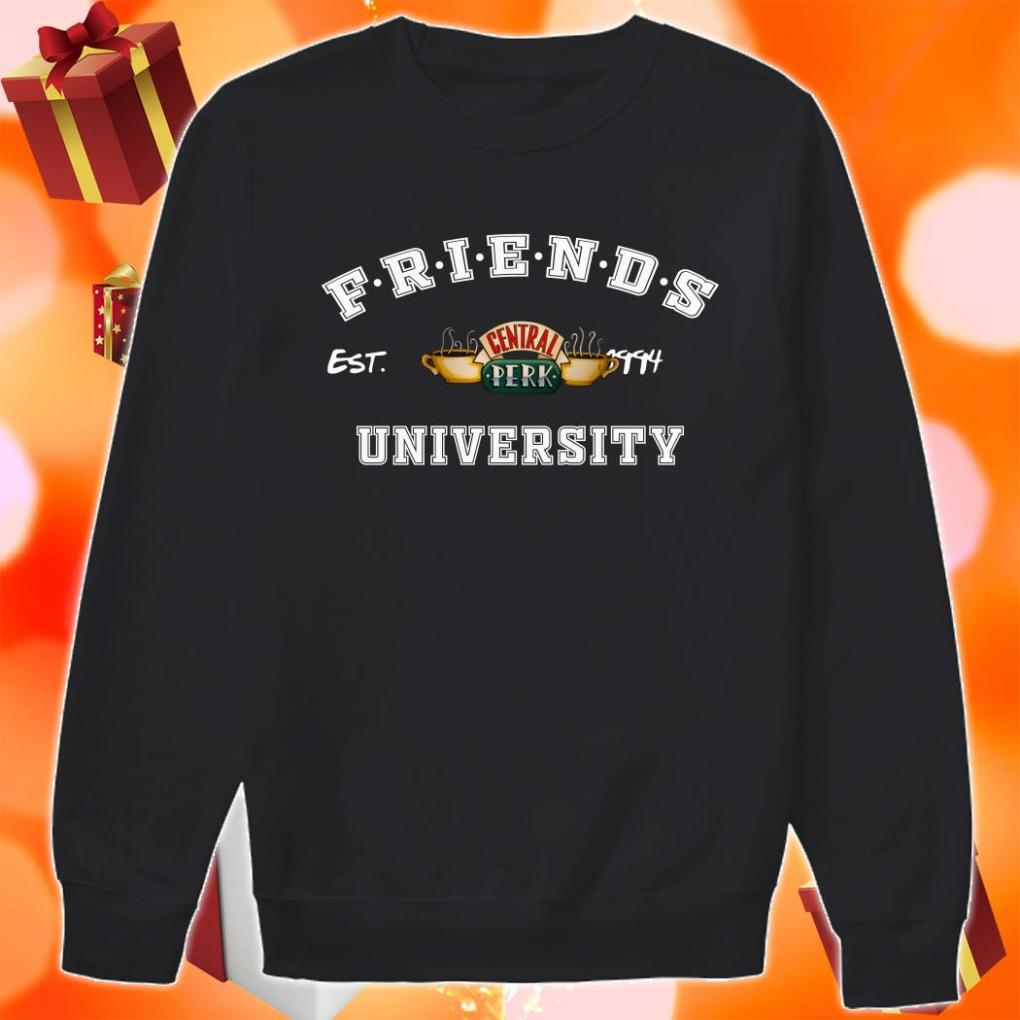 Friends Central Perk University sweater