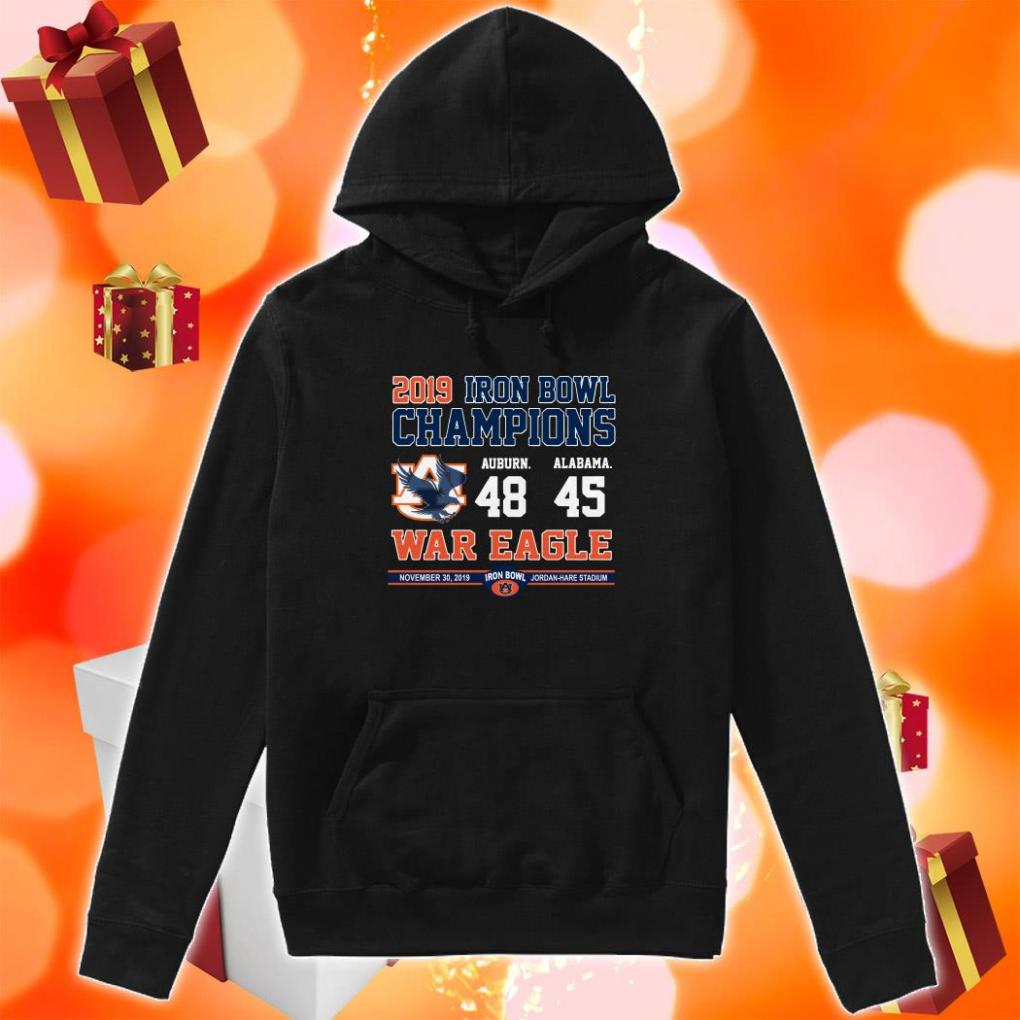 Iron Bowl Champions 2019 Auburn Tigers War Eagle shirt 6 Picturestees Clothing - T Shirt Printing on Demand