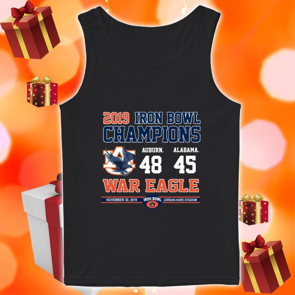 Iron Bowl Champions 2019 Auburn Tigers War Eagle shirt 4 Picturestees Clothing - T Shirt Printing on Demand