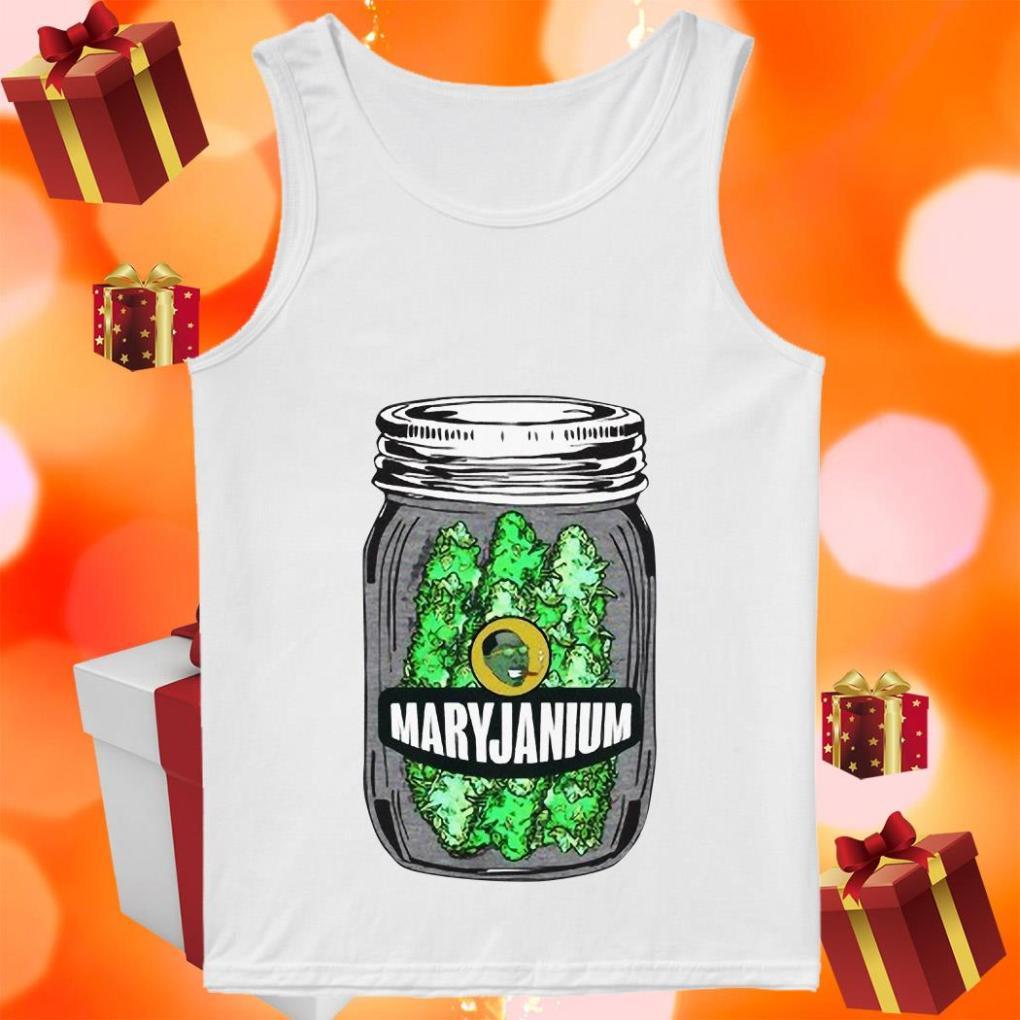 Maryjanium Weed tank top