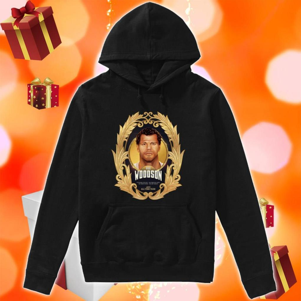 NFL 100 All-Time Team Rod Woodson hoodie