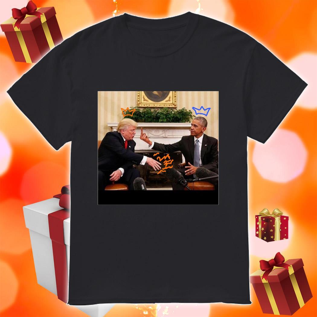 Obama Fuck Trump For 2020 shirt