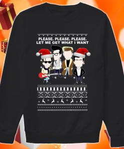 The Smiths Please Please Please Let Me Get What I Want sweater