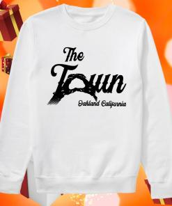 The Town Oakland California sweater