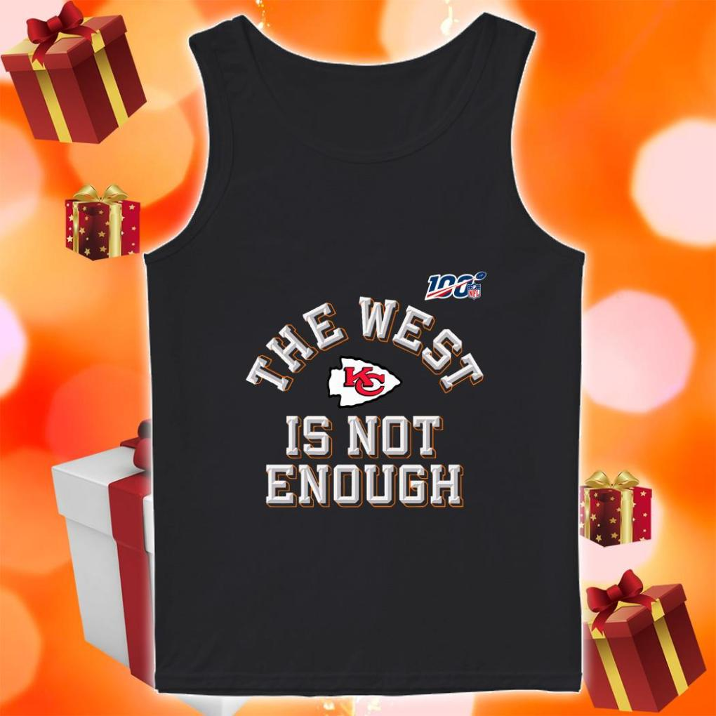 The West Is Not Enough tank top