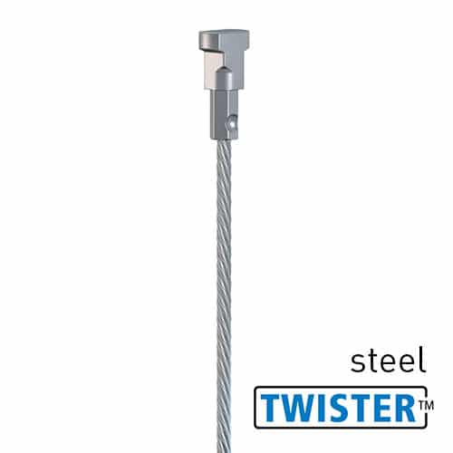 Artiteq Twister Steel Wire 2mm