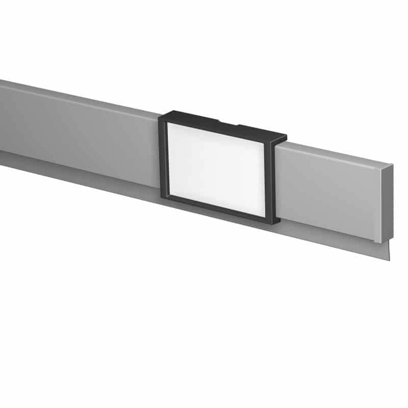Artiteq Info Rail ME Clip (10 pack) | Art & Picture Hanging Systems UK