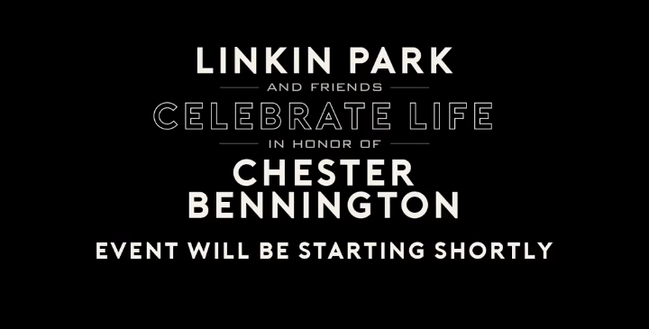 [LIVE] Linkin Park & Friends Celebrate Life in Honor of Chester BENNINGTON [Hollywood Bowl – 27.10.2017]