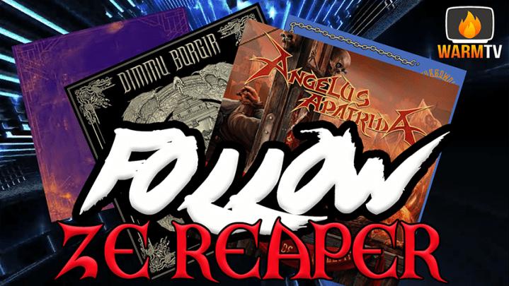 Follow ZE Reaper ► STAMP / TURBOWOLF / DIMMU BORGIR & ANGELUS APATRIDA [FR]