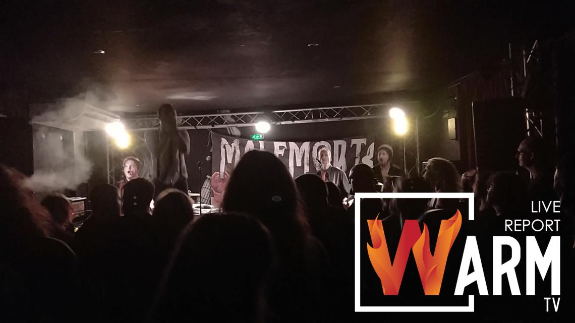 Malemort + Molybaron + Dysfunctional @ La scène Michelet, Nantes – 12/10/2018 [LIVE REPORT]