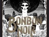 Premier LP de Bonbon Noir - Front