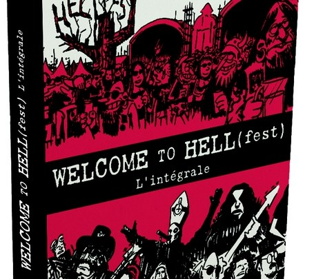 Welcome to Hell(Fest) – L'intégral