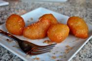 Loukoumades, a Greek dessert