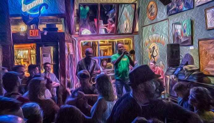 Live music at Spotted Cat