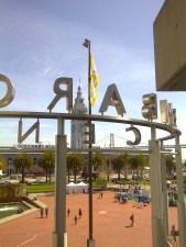 Embarcadero Plaza.