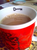 Red cuppa.