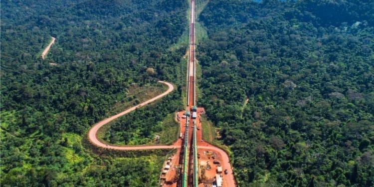 A mina S11D faz parte do complexo Serra Sul. ( Imagem: José Rodrigo Zermiani | Agência Vale )