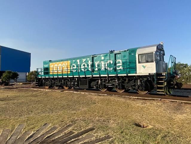 Locomotiva Elétrica
