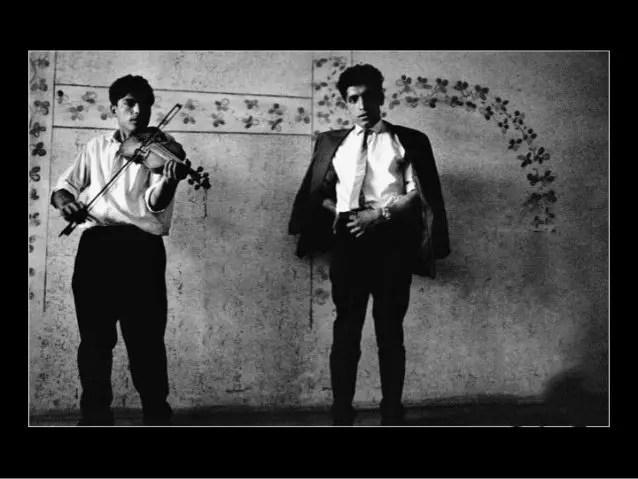 composizione fotografica - Koudelka senza bambino