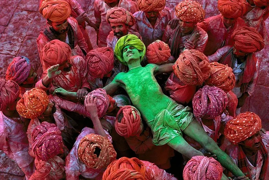 Steve McCurry Rajasthan