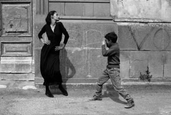 """Ferdinando Scianna : il """"sotterraneo"""" della fotografia"""