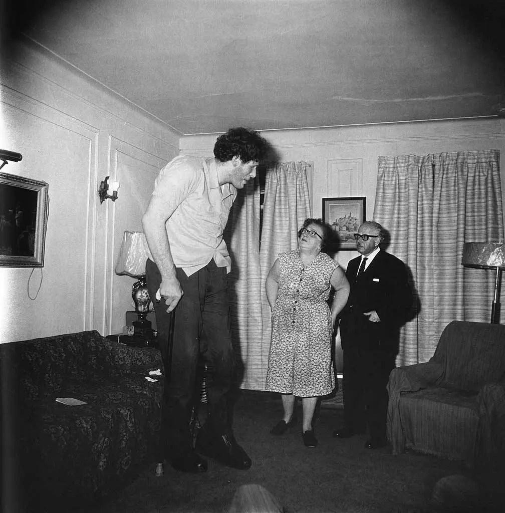 Diane Arbus - Gigante ebreo